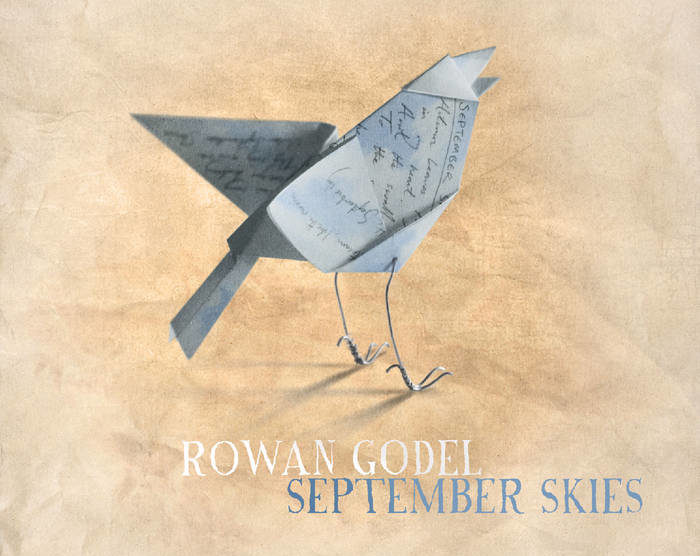 September Skies EP - Rowan Godel